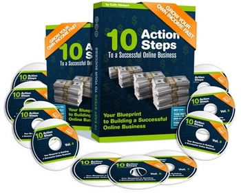 10 Action Steps To A Successful Online Business